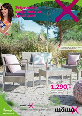Momax katalog Vrtna bajka