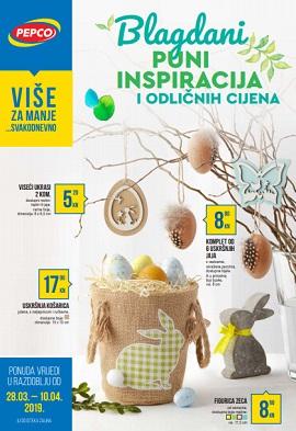 Pepco katalog Blagdani puni inspiracija