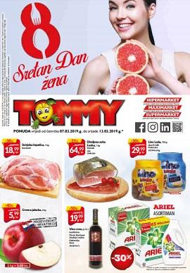 Tommy katalog do 13.3.