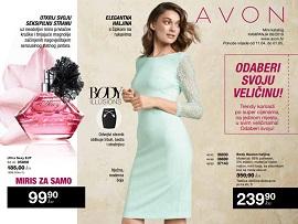 Avon katalog mini