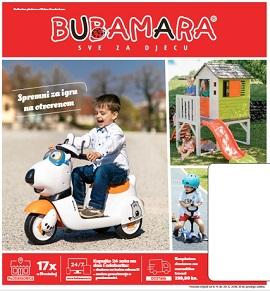 Bubamara katalog Vanjske igračke