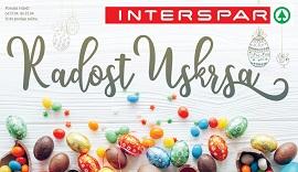 Interspar katalog Radost Uskrsa