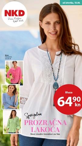 NKD katalog Novi modni trendovi