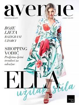Avenue Mall časopis