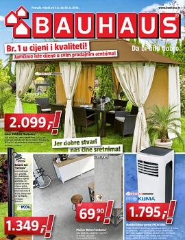 Bauhaus katalog lipanj
