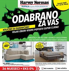 Harvey Norman katalog Odabrano za vas