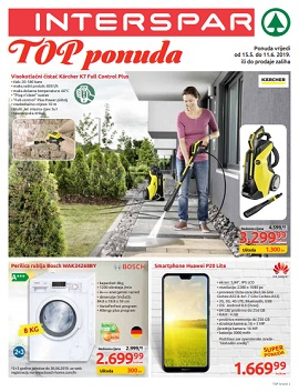 Interspar katalog Top ponuda