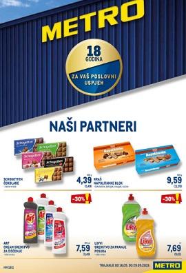 Metro katalog Naši partneri