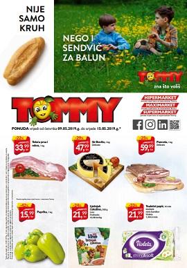 Tommy katalog do 15.5.