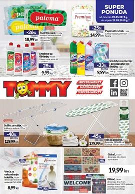 Tommy katalog Apartmani i čišćenje