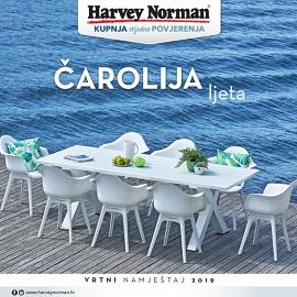 Harvey Norman katalog vrtni namještaj