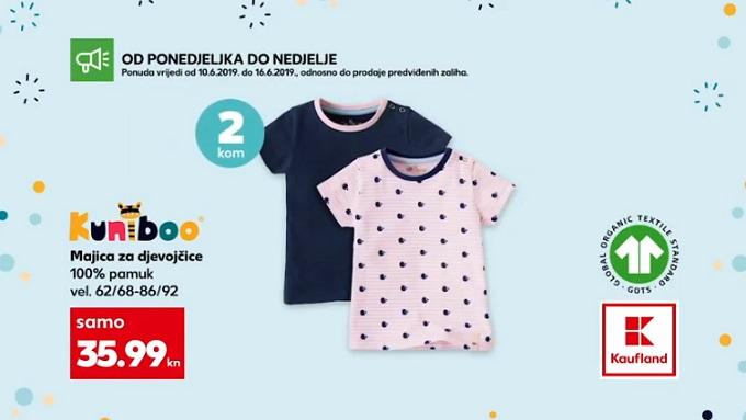 Kaufland dječja majica