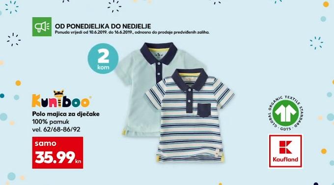 Kaufland dječja polo majica