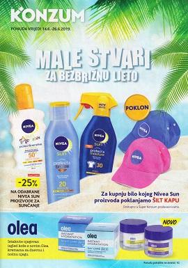 Konzum katalog Kozmetika ljeto