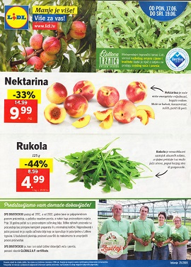 Lidl katalog tržnica do 19.6.