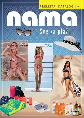 Nama katalog Sve za plažu