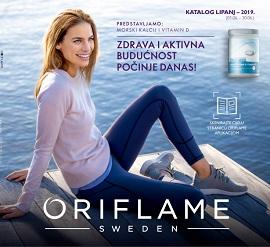 Oriflame katalog lipanj