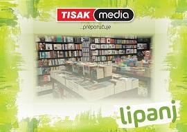 Tisak media katalog lipanj