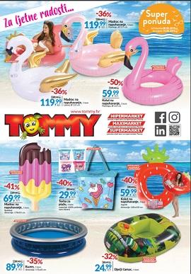 Tommy katalog Ljeto