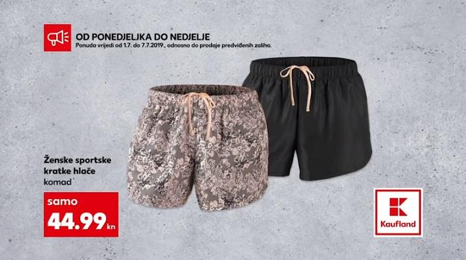 Kaufland akcija kratke hlače