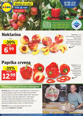 Lidl katalog tržnica do 24.7.