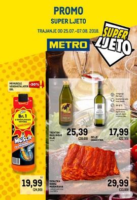 Metro katalog Super ljeto