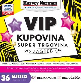 Harvey Norman katalog VIP kupovina