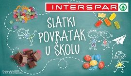 Interspar katalog slatkiši