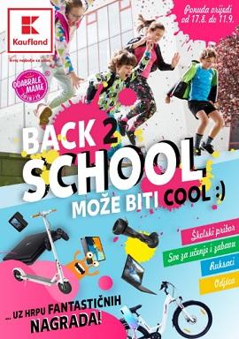 Kaufland katalog Škola
