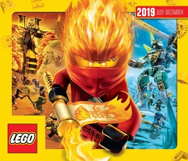 LEGO katalog srpanj prosinac