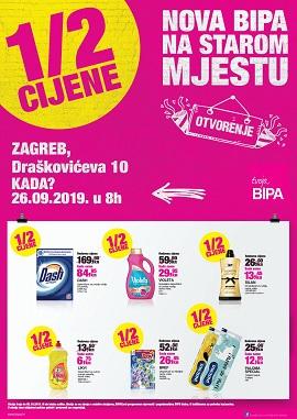 Bipa katalog Draškovićeva