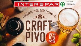 Interspar katalog Craft pivo