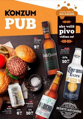 Konzum katalog Pivo