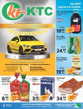 KTC katalog prehrana