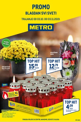 Metro katalog Svi sveti