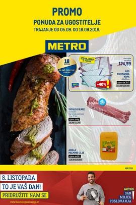 Metro katalog Ugostitelji