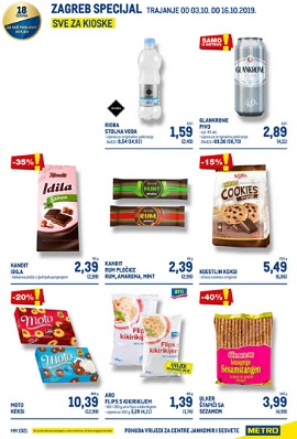 Metro katalog prehrana Zagreb