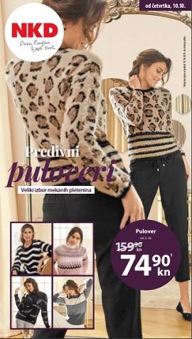 NKD katalog Predivni puloveri