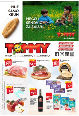 Tommy katalog do 11.9.