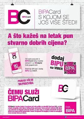 Bipa katalog BipaCard listopad
