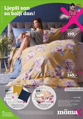 Momax katalog posteljine