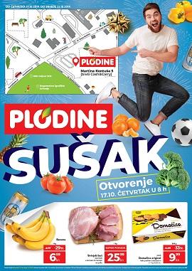 Plodine katalog Sušak