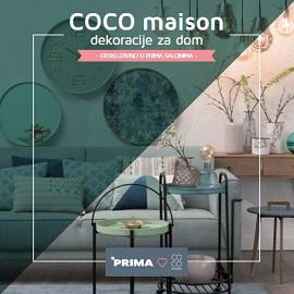 Prima katalog COCO maison