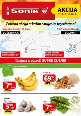 Sonik katalog Zadar