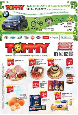 Tommy katalog do 23.10.