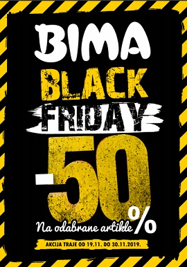 Bima katalog Black Friday