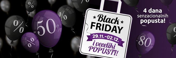 HG Spot Black Friday popusti