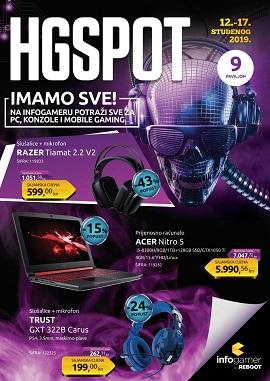 HG Spot katalog Infogamer