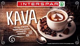 Interspar katalog Kava