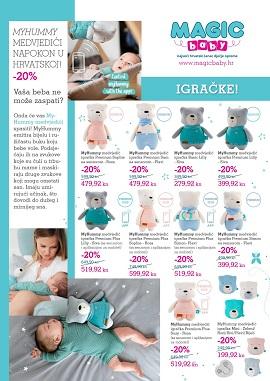 Magic Baby katalog Igračke